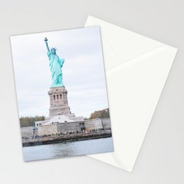263. Mademoiselle Liberty, New York Stationery Cards