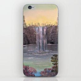 Tranquil Falls iPhone Skin