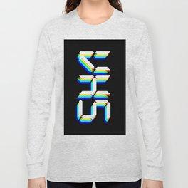 Retro VHS Long Sleeve T-shirt