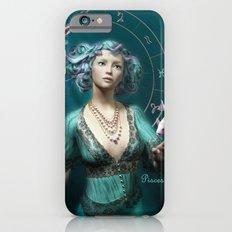 Pisces zodiac fantasy circle Slim Case iPhone 6s