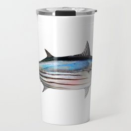 Skipjack Tuna Travel Mug