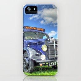 Bedford Dropside Tipper iPhone Case