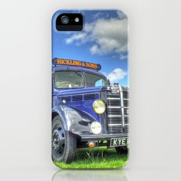 Bedford Dropside Tipper iPhone Case