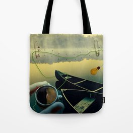 Safety pins Tote Bag