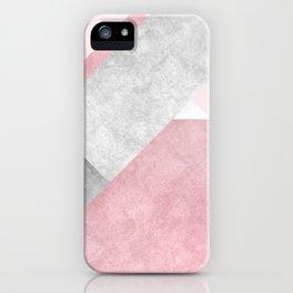 Modern Mountain No1-P3 iPhone Case