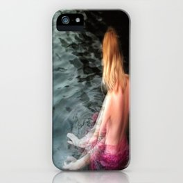 Sprite Soothes The Waters iPhone Case