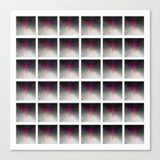 ▦ Space Cross ▦ Canvas Print