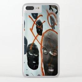XX Clear iPhone Case
