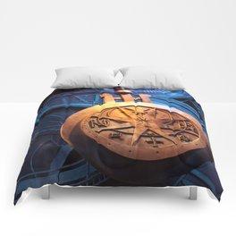 Prisoner of Azkaban Pendulum Comforters