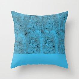 Nil Akash Throw Pillow