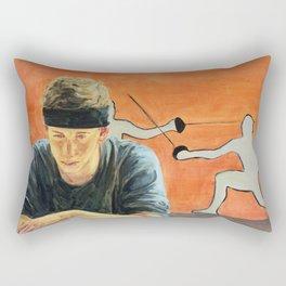 youth club Rectangular Pillow