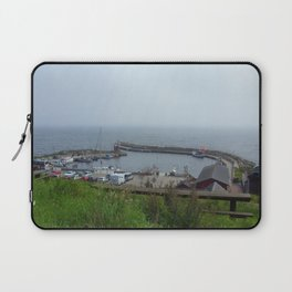 Kaseberga Harbour  Laptop Sleeve