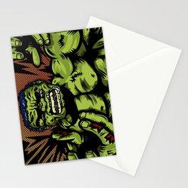 Hulkenstein SMASH! Stationery Cards