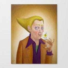 D.K.Mango Canvas Print