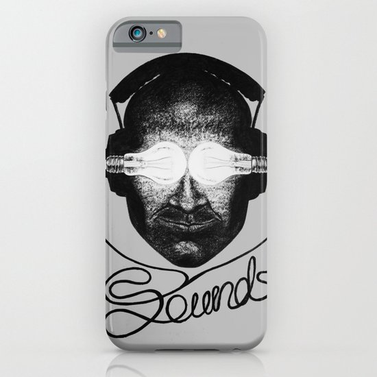 Sounds iPhone & iPod Case