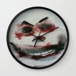 Mr. Kreepy D. Klown Wall Clock