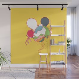 itsy bitsy cooties #145 Wall Mural