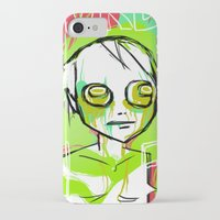 dramatical murder iPhone & iPod Cases featuring MURDER by ASHES