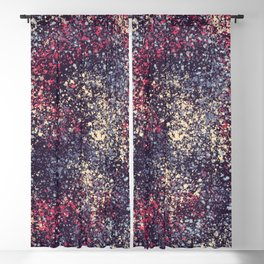 Vintage Abstract 2 Blackout Curtain