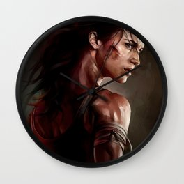 Tomb Raider Wall Clock