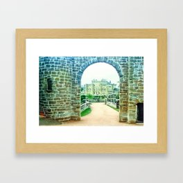 Culzean Dream Framed Art Print