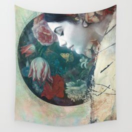 Frigiliana, an ode to Spain Wall Tapestry