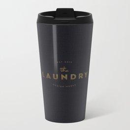 The Laundry Metal Travel Mug