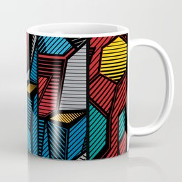 137 Go Nagai Five Coffee Mug