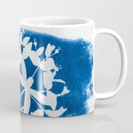 Herbal Sunprint #5 Coffee Mug