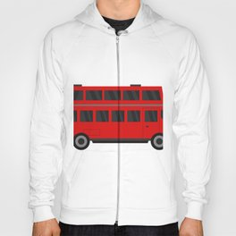 English bus Hoody