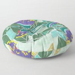 Blossoming Floor Pillow