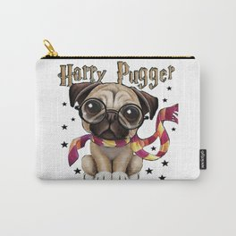 Harry Pugger- The cute Pugg Dogs Carry-All Pouch