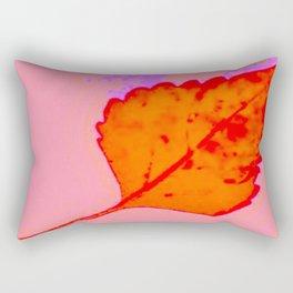 BE LIKE A LEAF #7 Rectangular Pillow