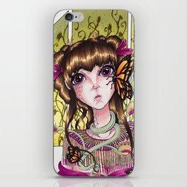 PhoebeTrap iPhone Skin