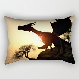 Taking Flight Rectangular Pillow