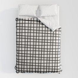 Black Line Comforters