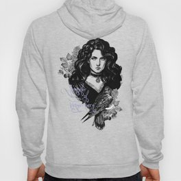 Lilac and gooseberry Hoody