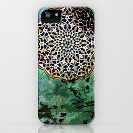 Persian Pattern iPhone Case