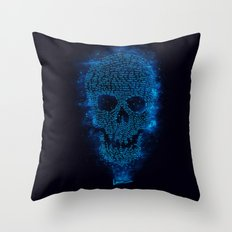 Deadtime Stories Throw Pillow
