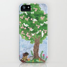 Big Success Can Come in Tiny Packages. iPhone Case