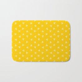 Festive Yellow 2 Bath Mat