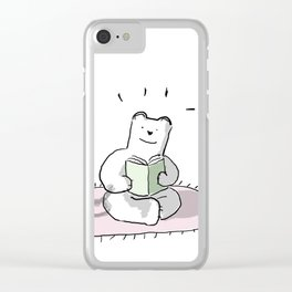 Reading Clear iPhone Case
