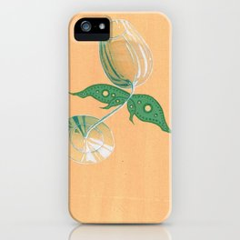 Wine Fairies 4 - Pinot Gris iPhone Case