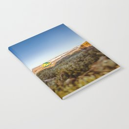 Iceland middle of nowhere Notebook