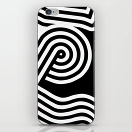 Linear iPhone Skin