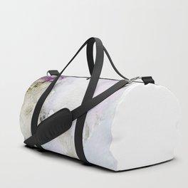Watercolor Cat Painting Duffle Bag