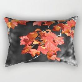 Cold Fall Rectangular Pillow