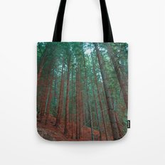 into the woods 03 Tote Bag