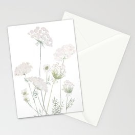 bishop's lace Stationery Cards