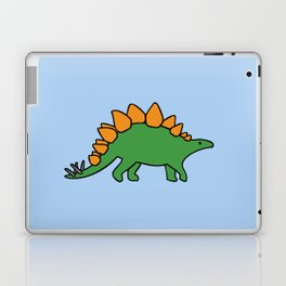 Cute Stegosaurus Laptop & iPad Skin